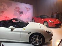 Ferrari Stock Image