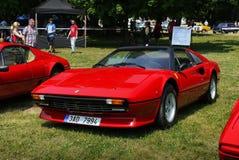 Ferrari sportbilar Arkivbilder
