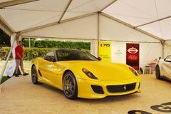 Ferrari sportbilar Royaltyfria Bilder
