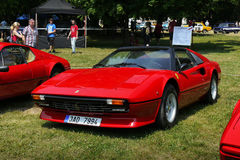 Ferrari, Sports Cars Stock Images