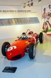Ferrari-Sportwagen Stock Afbeelding