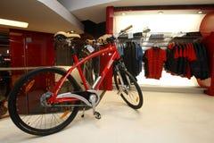 Ferrari Store Royalty Free Stock Image