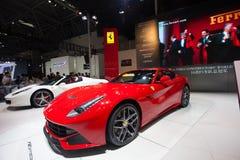 Ferrari Supercar Stock Afbeeldingen