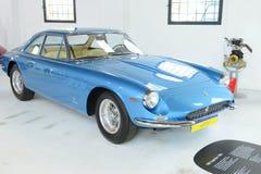 Ferrari 500 Superfast retro auto Royalty-vrije Stock Foto