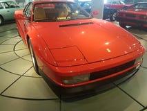 Ferrari Testarossa fotografie stock