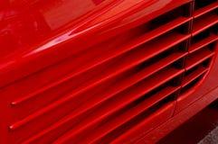 Ferrari-testarossa Stockfotografie