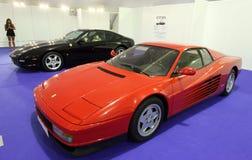 Ferrari Testarossa Fotografia de Stock
