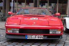 Free Ferrari Testarossa Oldtimer Car At The Fuggerstadt Classic 2017 Royalty Free Stock Photography - 102395297