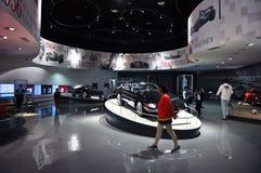 Ferrari värld i Abu Dhabi UAE Royaltyfria Foton