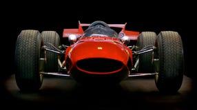 Ferrari Vintage F1 race car Royalty Free Stock Photos