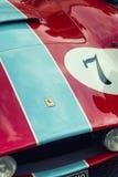 Ferrari vintage Royalty Free Stock Photos