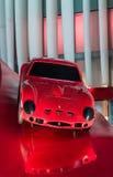 Ferrari World in Abu Dhabi Royalty Free Stock Photos