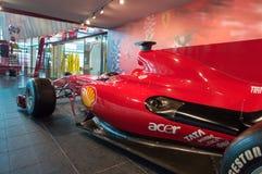 Ferrari World in Abu Dhabi Royalty Free Stock Images