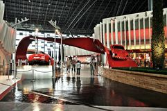 Ferrari world Royalty Free Stock Photos