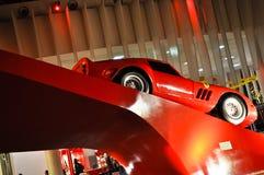 Ferrari World in Abu Dhabi UAE Stock Photo