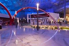 Ferrari World Theme Park in Abu Dhabi Stock Photography