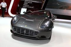 Ferrarien Kalifornien Fotografering för Bildbyråer