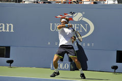 Ferrer David (ESP) at US Open 2013 (15) Royalty Free Stock Photography