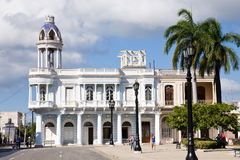 Ferrer palace, Cienfuegos Stock Photo