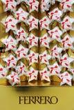 Ferrero raffaello arkivbild