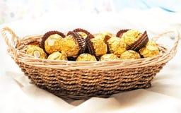 Free Ferrero Rocher Chocolates Stock Image - 77959581