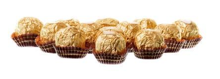 Ferrero Rocher Chocolates Stock Image