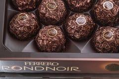Ferrero Rondnoir Royalty Free Stock Image