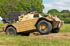 Ferret armoured car Royalty Free Stock Photography