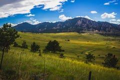 Ferri da stiri di Boulder Fotografia Stock
