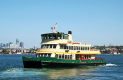 Ferries 4 Royalty Free Stock Photo