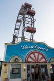 ferris巨型prater维也纳轮子 奥地利 免版税库存照片