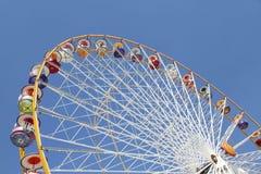 ferris занятности паркуют колесо Стоковые Изображения