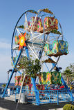 ferris занятности паркуют колесо Стоковое Фото