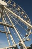 Ferris катит внутри Антиб, Францию стоковое изображение