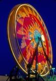 Ferris катит внутри движение Стоковое Фото