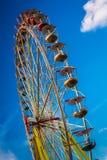 Ferris катит внутри лето стоковое изображение