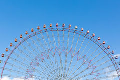 Ferris катит внутри Осака Стоковые Изображения