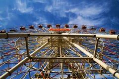 Ferris катит внутри парк Стоковая Фотография RF