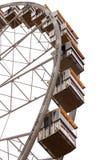 Ferris катит внутри Lyon, Францию Стоковая Фотография RF