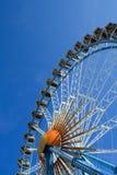 Ferris. Whell on blue sky, Munich Royalty Free Stock Image