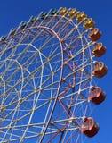 Ρόδα Ferris στοκ εικόνα με δικαίωμα ελεύθερης χρήσης