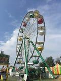 Ferris-Brunnenspaß Stockfoto