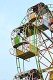 Ferris da roda Imagens de Stock
