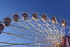 ferris duży koło Fotografia Royalty Free