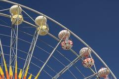 ferris duży koło Fotografia Stock