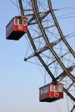 Ferris géant roulent dedans Vienne Image stock
