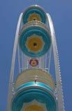Ferris koła gondole fotografia royalty free