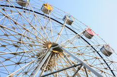 Ferris koła przejażdżka Obrazy Stock