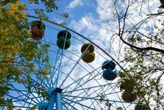Ferris koło obrazy royalty free