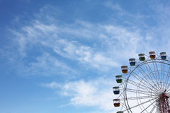 Ferris koło Zdjęcia Royalty Free